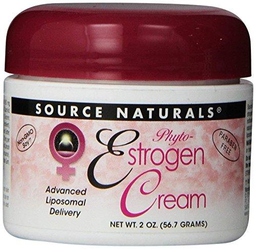 Natural Phytoestrogen Cream - Phyto-Estrogen Cream 2 oz (2-Pack)
