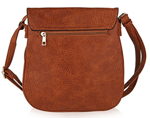 MKF Mia Bag by Collection Crossbody Farrow Beige K Compartment Isobel Double Saddle rrwqT78
