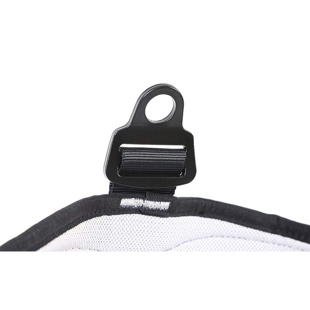 Climbing Safety Belt, Outdoor Climbing Rescue Belt Downhill Safety Half Body Harness high Altitude Belt Belt by HENRYY (Image #2)