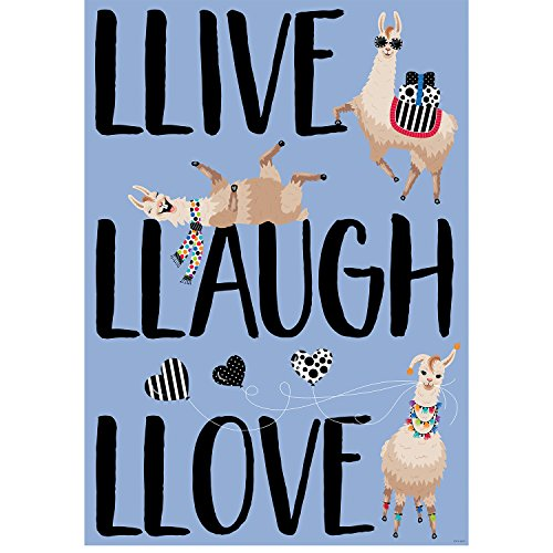 Creative Teaching Press Live. Laugh. Love. Inspire U Poster, CTP (8167)