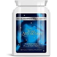 TRUE ATTRACTION PHEROMONE PILLS FOR MEN PÍLDORAS FEROMONA