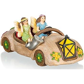Amazon.com: joykick jardín de hadas Kit de coche – miniatura ...