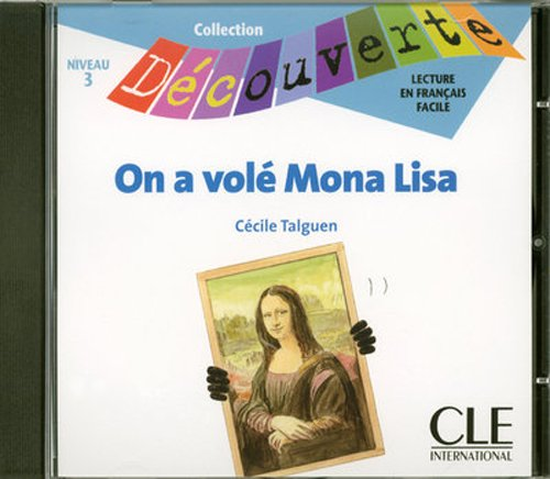Read Online On a Vole Mona Lisa Audio CD Only (Level 3) (English and French Edition) PDF
