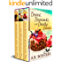 Dessert, Diamonds and Deadly Secrets Box Set: A Piece of Cake Mystery