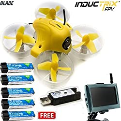 Blade Inductrix FPV RTF Toy, Yellow