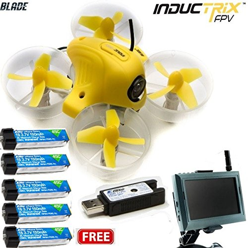 Blade Inductrix FPV RTF Toy, (Horizon Hobby)
