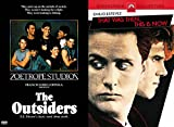 S.E. Hinton Double Pack - The Outsiders & That Was Then... This is Now - 2-DVD Bundle