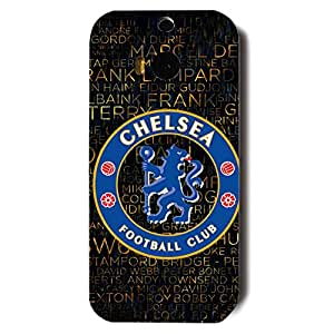 Famous Design FC Chelsea Football Club Phone Case Cover For Htc One M8 3D Plastic Phone Case