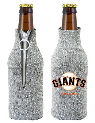 San Francisco Giants Glitter - MLB San Francisco Giants Bottle Suit Holder, One Size, Team Color