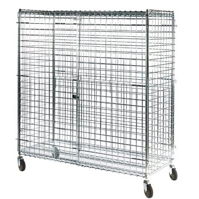 Wire Security Cart (Round Post Wire Security Cart - 24
