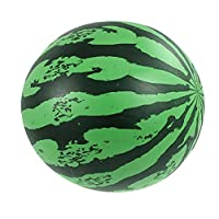 """Gilroy Children Beach Summer Pool Party Inflatable PVC Watermelon Ball Toy 6.3"""""""