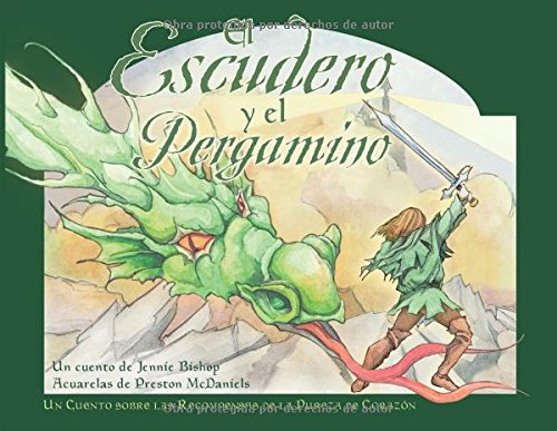 El Escudero y el Pergamino-The Squire and the Scroll (Spanish (Spanish Scroll)