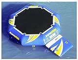 Aquaglide Rebound Bouncer, Blue, 16', Blue