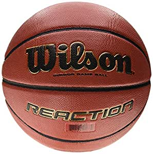 Wilson Reaction Dbb Official Balón para Basketball, Unisex Adulto ...