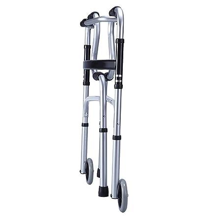 Amazon.com: Andador plegable de aleación de aluminio polea ...