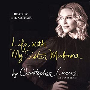 Life with My Sister Madonna Audiobook