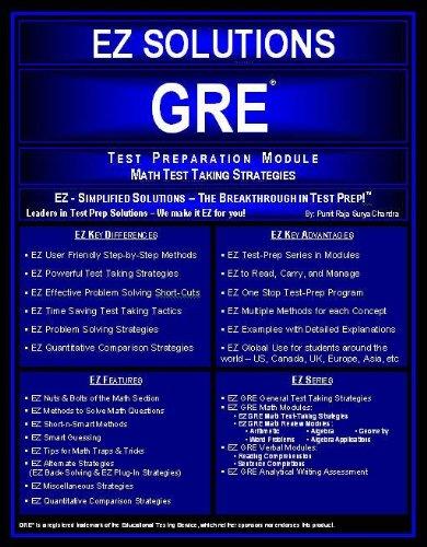 EZ GRE - Math Strategies