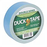 Shurtech Brands 240200 18 Pack 1.41in. x 12yds. Double Sided Duct Tape, Blue