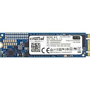 Crucial MX300 275GB M.2 (2280) Internal Solid State Drive - CT275MX300SSD4