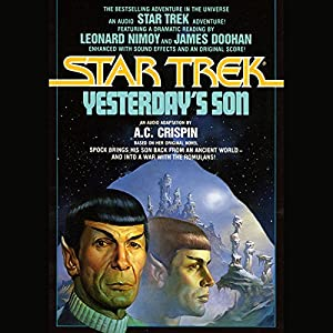 Star Trek: Yesterday's Son Audiobook