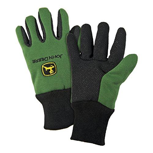 john-deere-jd00002-grip-jersey-gloves-large-green-pack-of-1-pair