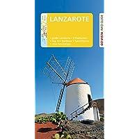 GO VISTA: Reiseführer Lanzarote: Mit Faltkarte und 3 Postkarten