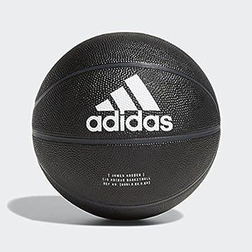 adidas F18BMHAR802 Harden Mini - Balón de Baloncesto, Color Negro ...