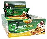 Quest Nutrition - Quest Bar Protein Bar Peanut Butter Supreme from Quest Nutrition