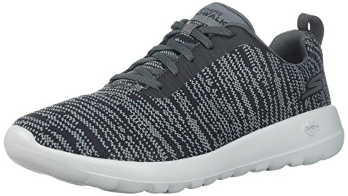 Baskets Gris Walk Homme Max Charcoal Amazing Skechers Go Black TnY61qAW6