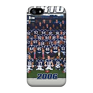 New Iphone 5/5s Case Cover Casing(new England Patriots)