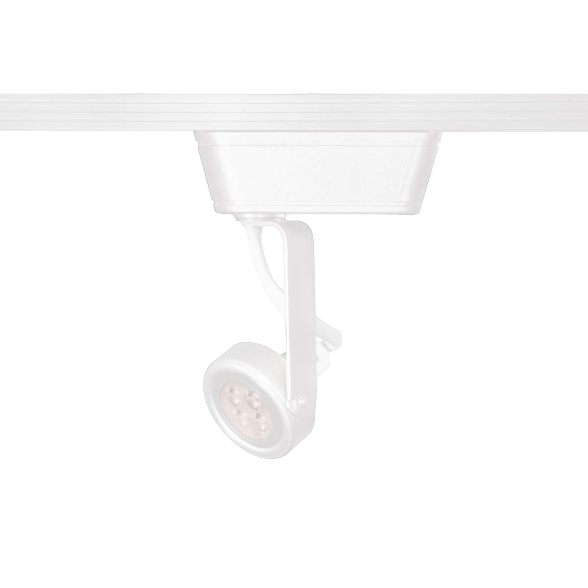 WAC Lighting HHT-180LED-WT Ht-180 Led Low Voltage Track Fixture, White
