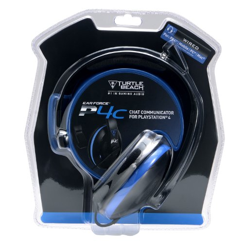 Turtle Beach Ear Force P4C Gaming Headset [PS4]