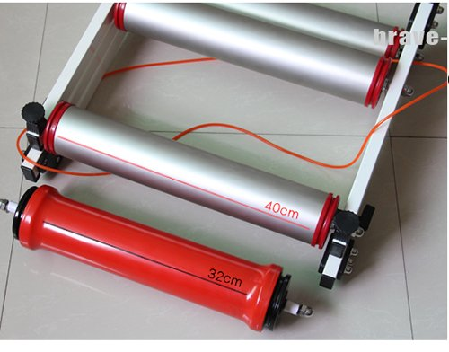 Amazon.com : Indoor Cycling Bicycle Bike Stationary Trainer Training Rollers(Item#251265) : Sports & Outdoors