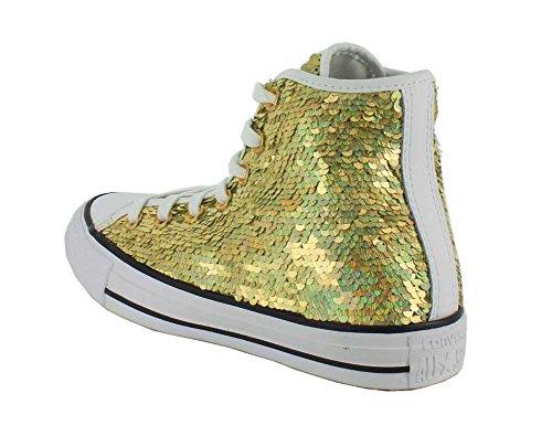 Oro Converse Hi All Scarpa W Star 7HfqXxwf1