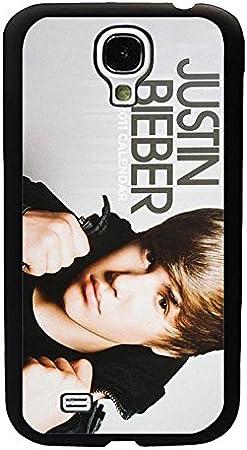 Justin Bieber Samsung S4 Mini Funda Case, Creative Design Resistente a las rayaduras Estuche protector Cubrir For [ Samsung Galaxy S4 Mini ]: Amazon.es: Electrónica