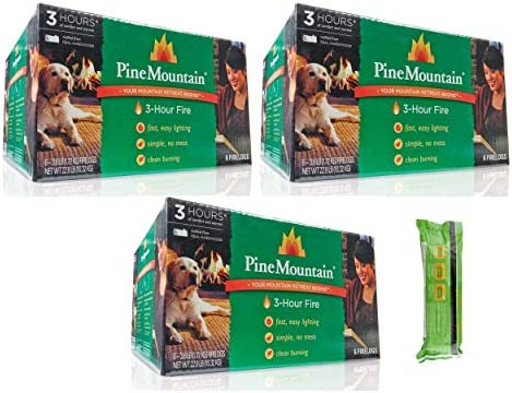 Pine Mountain 6 Pack Firelogs Lighting product image