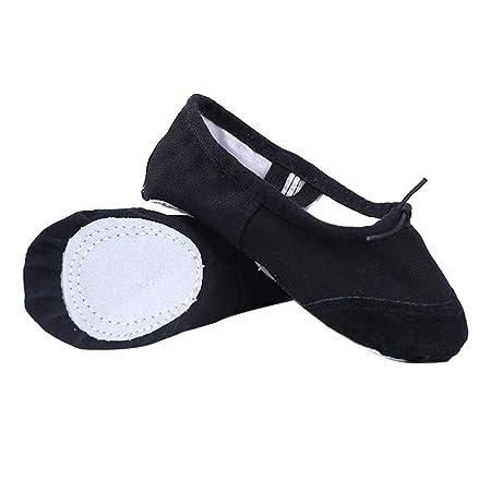 Chengxin Zapatos de Ballet 2 Pares de Zapatos de Baile de ...