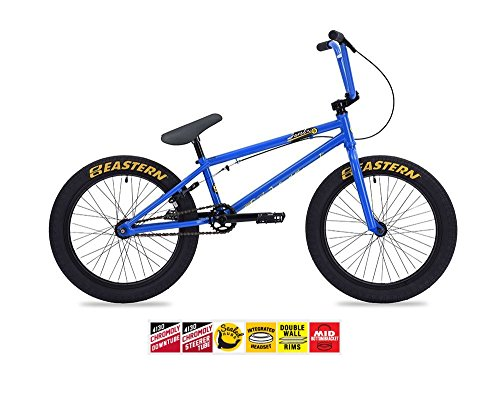 EASTERN JAVELIN BMX BIKE 2017 BICYCLE BLUE