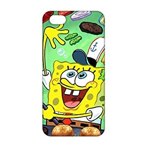 3D Spomgerbob For Iphone 5/5S Phone Case Cover