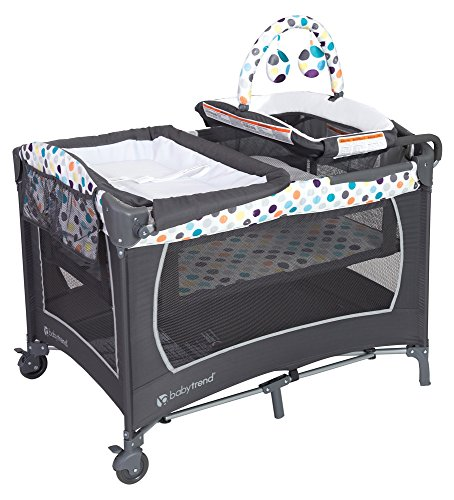 Baby Trend Lil Snooze Deluxe Nursery Center, Ions