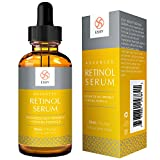 Essy Beauty Professional High Qualified Retinol Serum To Remove Fine Lines and Wrinkles for Face, Neck and Eye Area
