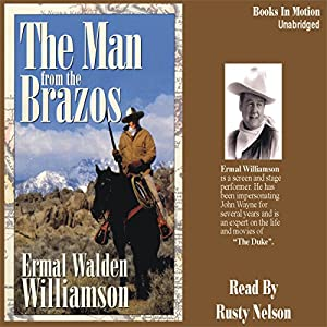 The Man from the Brazos Audiobook