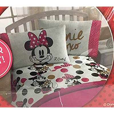 Minnie Mouse 2 Cute! Full Sheet Set: Kitchen & Dining