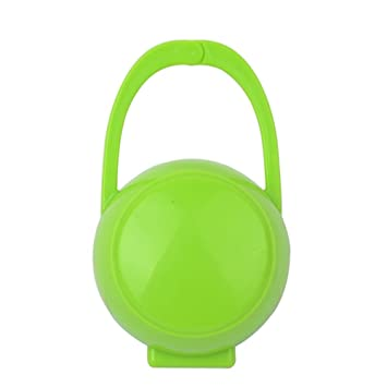 Baby Kids Infant Travel Soother Pacifier Dummy Storage Case Box Cover Holder