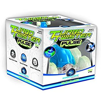 Blue Turbo Twister    Mhz Remote Control Car