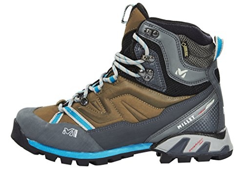 Trekking Wanderhalbschuhe Faint High G Brown MILLET Bell Damen LD amp; Route Blue wx70qXqB1