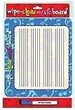 Wipe Clean Music Board: Landscape Edition (Wipe Clean Board)