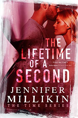 The Lifetime of A Second (The Time Series Book 3)]()