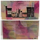Sephora Favorites Superstars 10 Piece Makeup Set Full Size and Travel Size