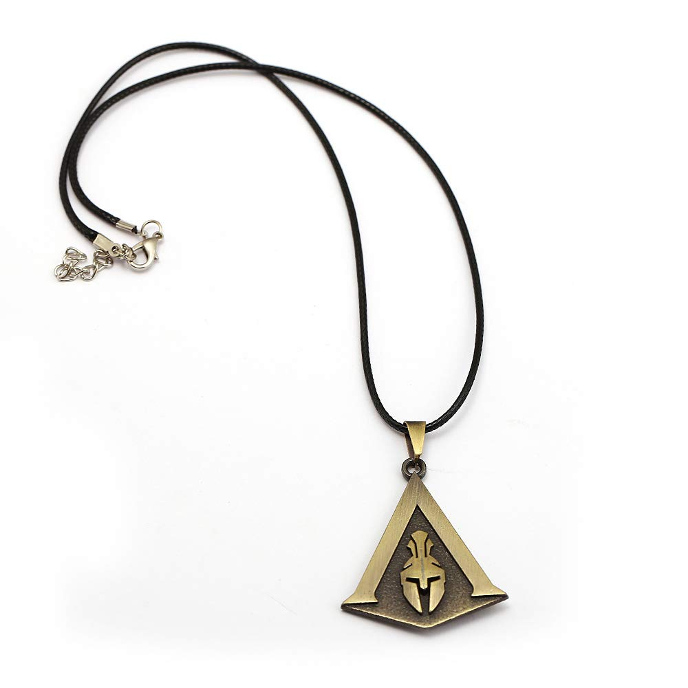 Amazon.com: Mct12 - Assassins Creed Odyssey Necklaces ...